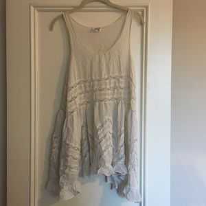 Free People Intimately white dress/beach cover up